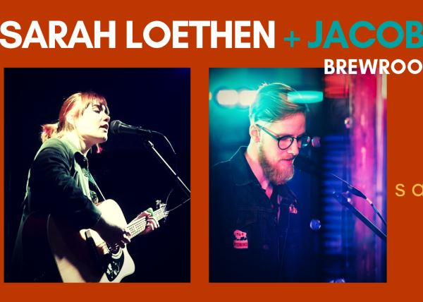 Brewroom Sessions: Sarah Loethen + Jacob Noren