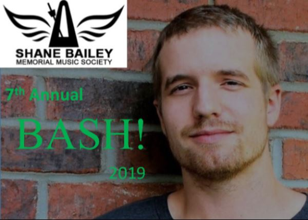 Shane Bailey Memorial Music Society Bash
