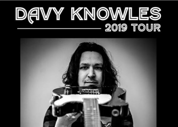 Davy Knowles Live at the Meteor
