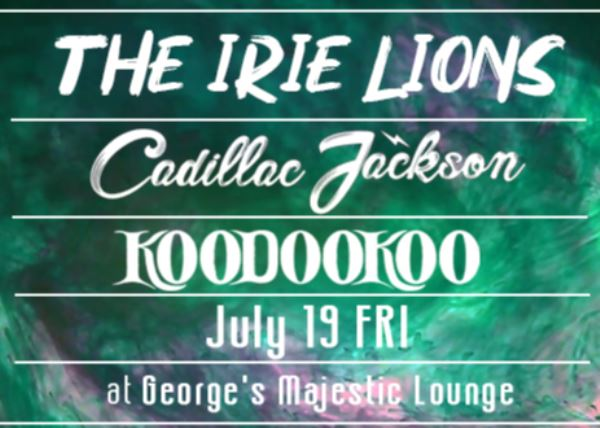 The Irie Lions