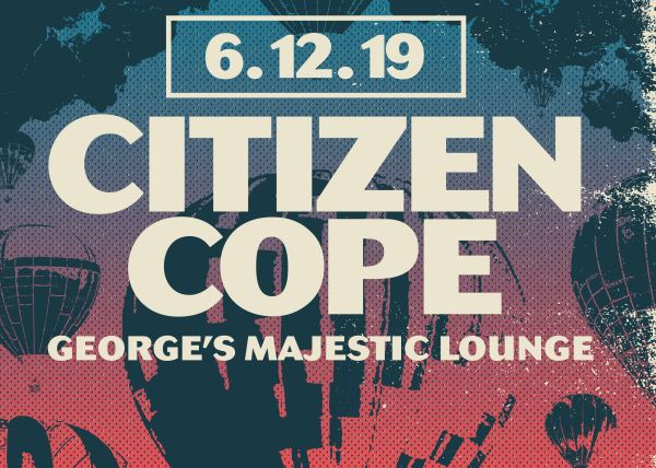 Citizen Cope Duo