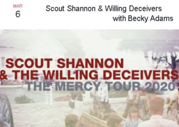 Scout Shannon & Willing Deceivers