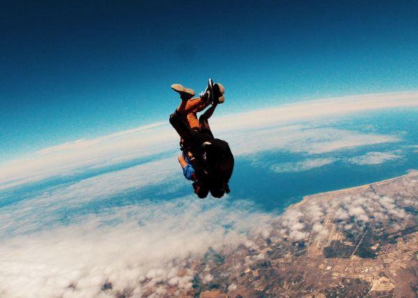 Skydiving at SOAR NWA!