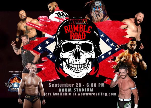 WCWA Rumble Road