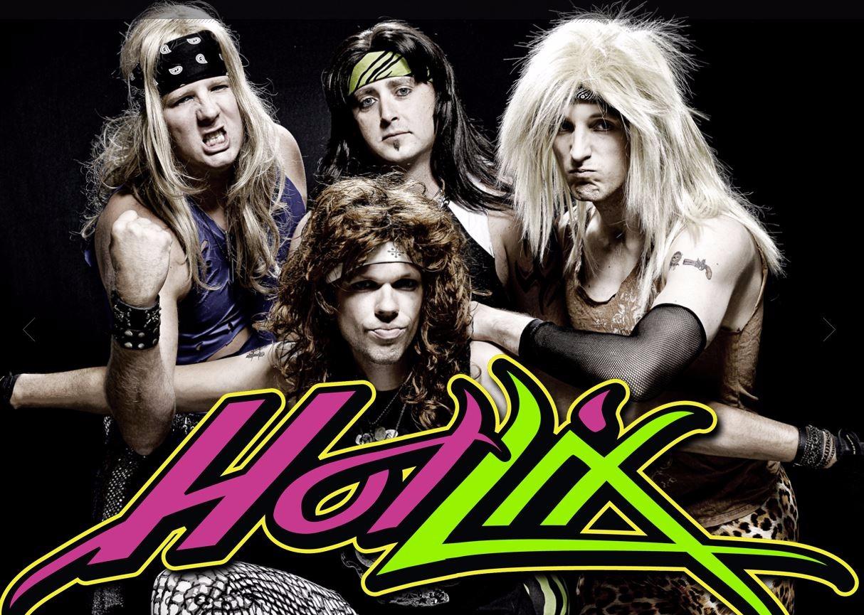 Hot Lix 80's Hairband Tribute