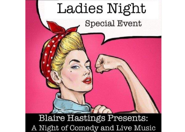 Ladies Night for the NWA Women's Shelter