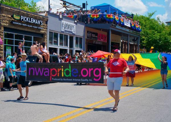 2019 Northwest Arkansas Pride
