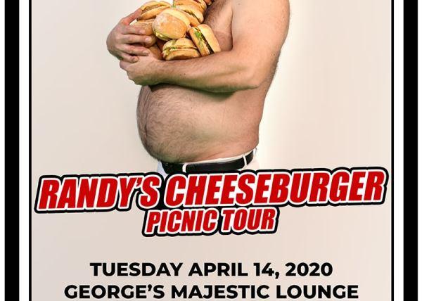 POSTPONED (Date TBD) Randy's Cheeseburger Picnic