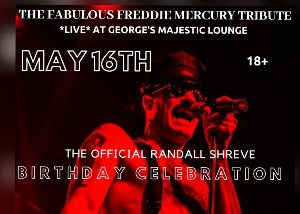 The Fabulous Freddie Mercury Tribute