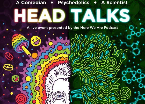 Shane Mauss - Head Talks at George's Majestic Lounge