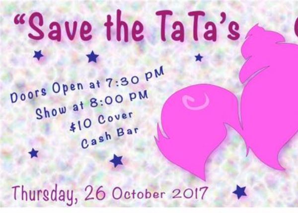 Save the TaTa's Charity Drag Show
