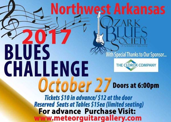 Northwest Arkansas Blues Challenge