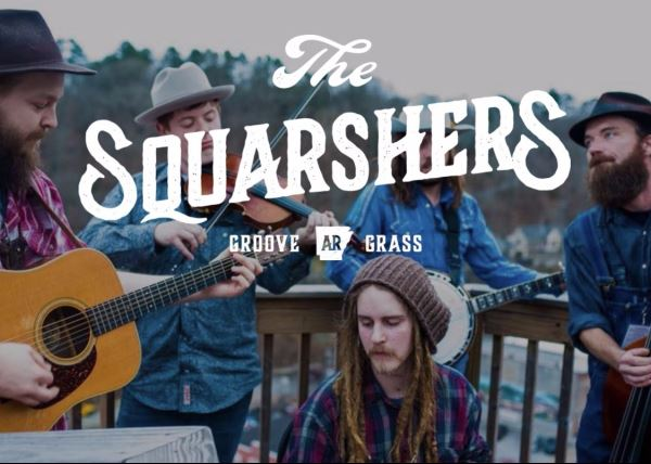 The Squarshers with Dylan Earl