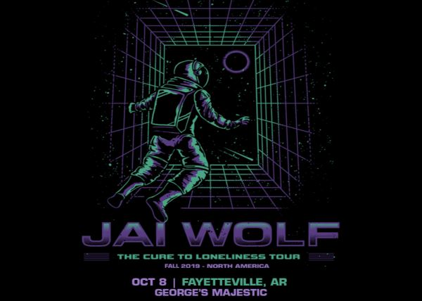 Jai Wolf The Cure To Loneliness Tour