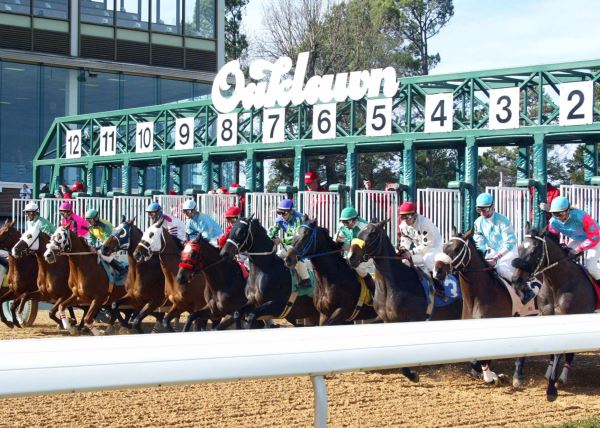 President's Day at Oaklawn