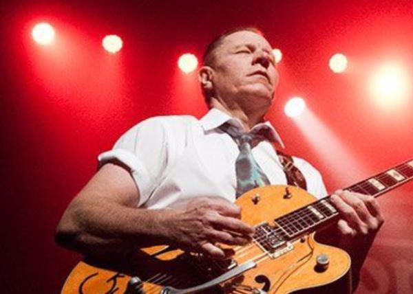 Reverend Horton Heat with Unknown Hinson and Igor & the Red Elvises