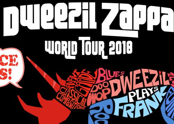 "Dweezil Zappa World Tour 2018 ""Choice Cuts"""