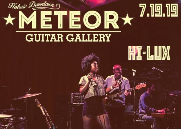 Hi-Lux Live at the Meteor