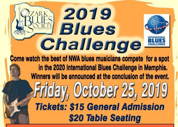 2019 Blues Challenge
