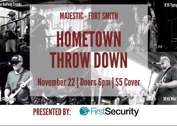 Hometown Throwdown Local Showcase