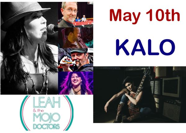 KALO with Leah & The MOJO Doctors