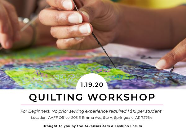 Introduction to Basic Quilting
