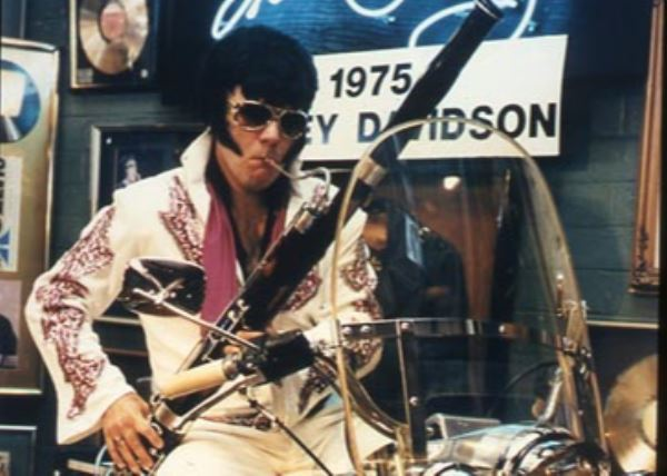 Dead Elvis and Soldier's Tale
