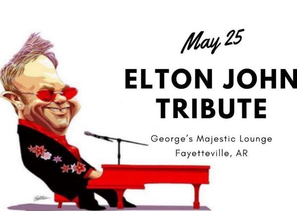 """A Tribute to Elton John"""