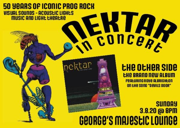 nektar 50th Anniversary