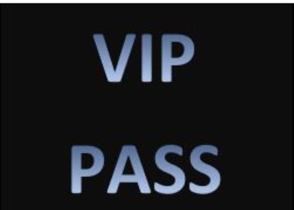 VIP Pass - Bikes, Blues and BBQ