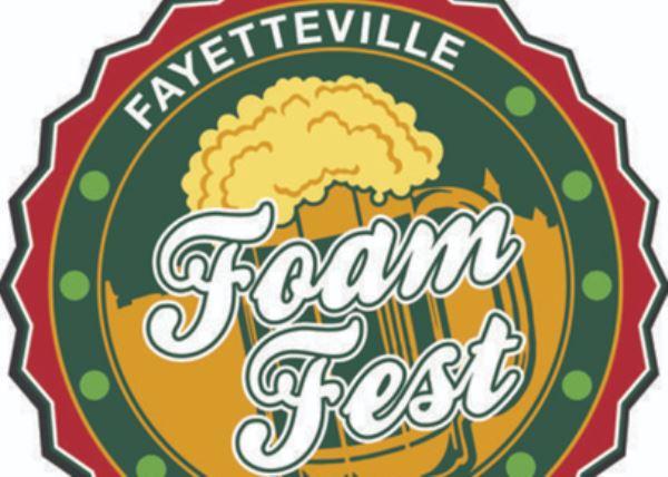 FOAM FEST 2019 FAYETTEVILLE
