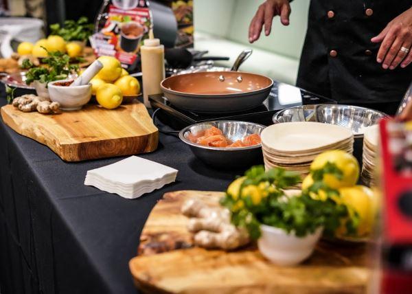 Chef Entry & Registration