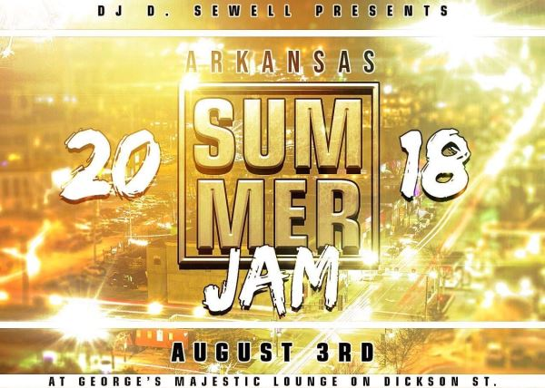Arkansas Summer Jam 2018