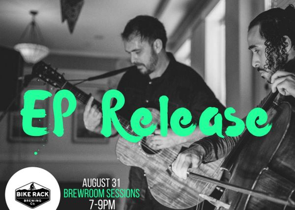 Brew Room Sessions: Rozenbridge EP Release Party