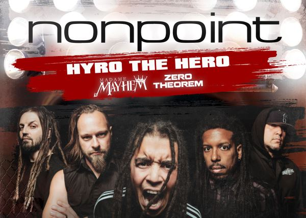 NONPOINT Featuring: Hyro the Hero