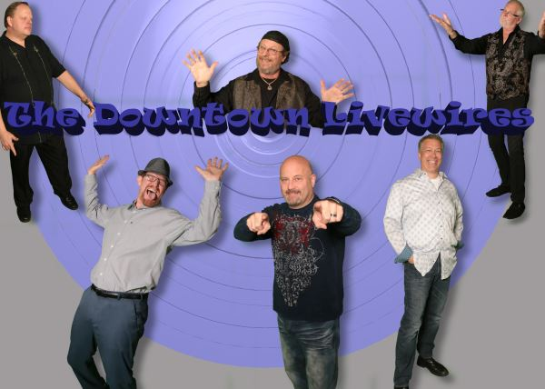 New Year's Eve Party with The Downtown Livewires!