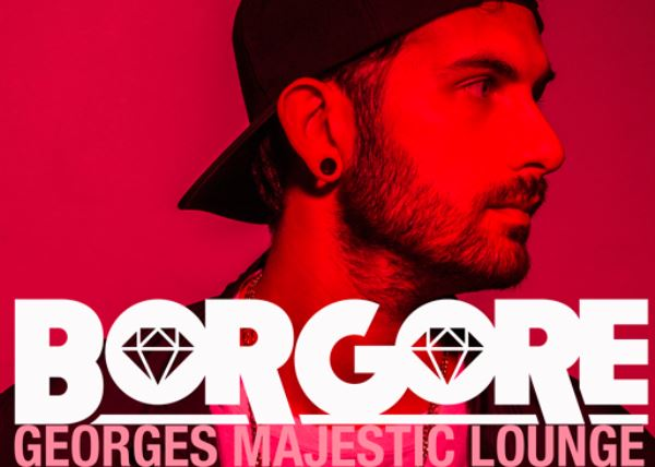 BGU – Buygore University Tour featuring Borgore, GG Magree, Benda