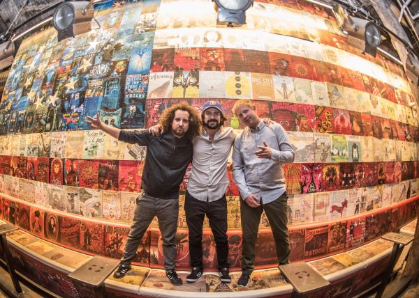 Sunsquabi with Special Guests Marvel Years and Recess