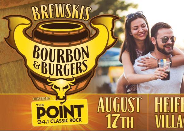 Brewskis, Bourbon, & Burgers