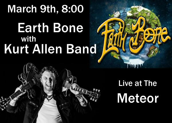 Earth Bone with Taylor Scott Band