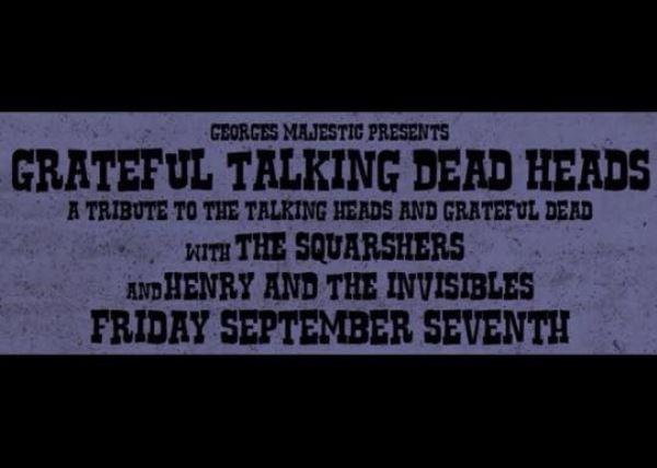 Grateful Talking Dead Heads