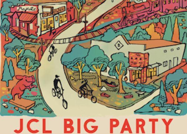 I Love Fayetteville - JCL- Big Party