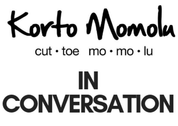 In Conversation: Korto Momolu