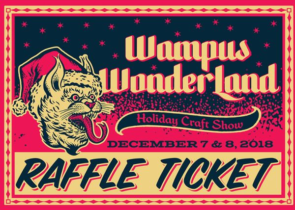 Wampus Wonderland Raffle