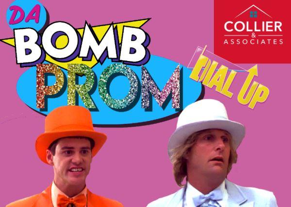 Dial Up Da Bomb Prom 2018