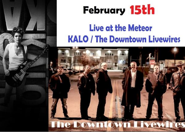KALO & The Downtown Livewires