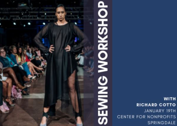 Intermediate Sewing Workshop with Richard Cotto