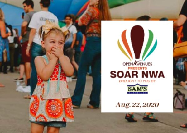 SOAR NWA 2020 brought to you by Sam's Furniture