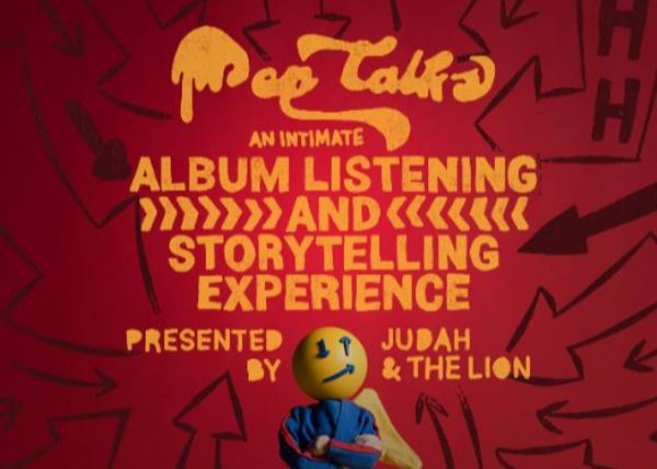 PEP TALKS: album listening and storytelling by Judah & the Lion