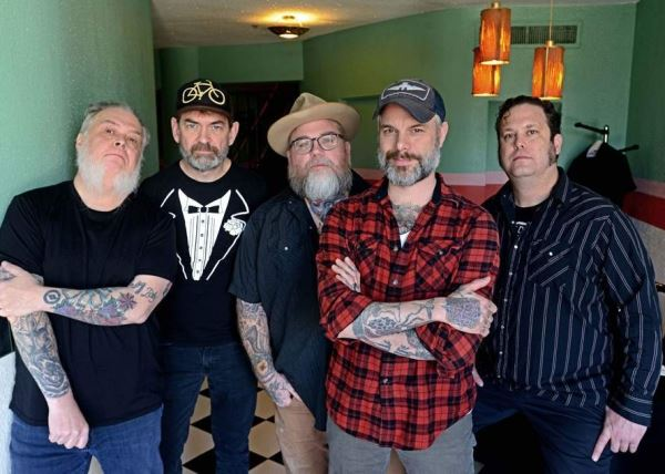 Lucero with guests: Jamie Lou and The Hullabaloo
